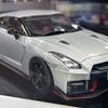2017 東京HS お披露目アイテム 45446 日産 GT-R ニスモ 2017モデル アルティメイトメタルシルバー
