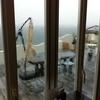 サンセットヨガは台風のため中止となりました。