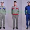 Mẫu áo công nhân giá rẻ nhiều mẫu cho công nhân môi trường