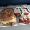ひんやり飯デルタのサンドイッチ