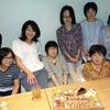 誕生会をありがとうございました。