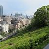 神戸市 北野浄水場跡地のサツキ