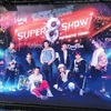 SUPERSHOW8 inさいたま①