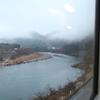江の川と三江線