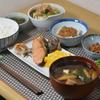 雨降りの朝はゆっくり和食で朝ごはん @家ごはん