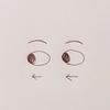 眼の疲れ・眼精疲労、頭痛のときの対処法。眼をつぶって右を向いてみる?