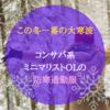 【この冬一番の大寒波】コンサバ系ミニマリストOLの防寒通勤服