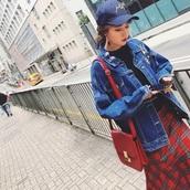 今季の秋ファッションも大活躍な❝チェック柄❞!どのアイテムでコーデに取り入れる?
