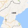 人混みが把握できるアプリ「混雑マップ」で北朝鮮の混み具合をチェックしてみた