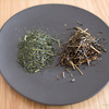 古くなった煎茶をニトスキで炒ってほうじ茶として復活させる