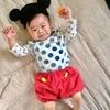 【手作り】雑にミッキーコスプレを作ろう②〜赤いかぼちゃパンツ編〜