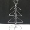 簡単な針金クリスマスツリーの作り方 100均ワイヤークラフト