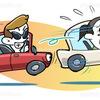あおり運転が横行する現代