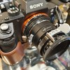 【オールドレンズフェス】貴重なオールドレンズを試写。APOCHROMAT KINOPTIK PARIS 25mm、KINOPTIK PARIS FULGIOR 35mm、OKC4-8-21P.ANGENIEUX TYPE Z2 50mmPlanar 110mm、