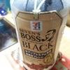 セブンイレブン限定 SEVEN`S BOSS BLACK