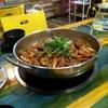 干鍋食べました