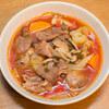 パワー肉スープ