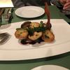 ビストロ カトリで蝦夷鹿のステーキ(浅草)