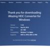 拡張子heicの画像ファイルをjpegに変換