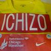 シカゴマラソンでも絶大だった「ICHIZO」ゼッケン効果