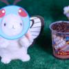【フローズンパーティー チョコレート】ローソン 4月14日(火)新発売、LAWSON コンビニスイーツ フロパ 食べてみた!【感想】