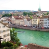 デンマーク&ドイツ&スイス旅「自由で開放的な国際都市!チューリッヒの街歩きで感じた寛容さ!」
