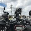 Crosstour のアクションカメラ購入・XL883Rに取り付け & 勝浦タンタン麺 来々ツーリング