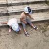 【喋らない2歳8ヶ月と1歳4ヶ月】最近のワタくんと妹のひーちゃん( *ˊᗜˋ* )