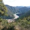 トレイルラン 熊野古道 小辺路 果無峠トレイルラン