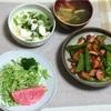 料理・弁当(10月下旬)