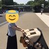 双子ベビーカーの安住の地を求めて 上野動物園編