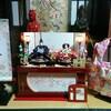 齋藤家に、雛人形がやってきたーーーー!!!