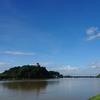 今日の犬山城は…『迫りくる台風に備えよ!』