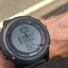 15日30kmジョグ、16日ひとりフル制限時間6時間、後編