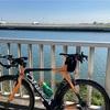 京浜島ride + Brick run