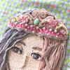 もう一つの新作 〜 刺繍アート 〜