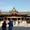 いつもの「寒川人社」に初詣行ってみた!