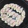 蒸し焼きっぽい餃子の作り方
