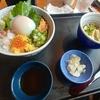 【夢庵】海鮮うまか丼と小冷やしうどんセット ¥999(税別)+大盛 ¥40