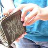 キナのお財布、再入荷