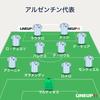 コパ・アメリカ2021 アルゼンチン代表1-0ブラジル代表 決勝【分析】