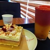 A TWO SOME PLACE  スイーツがおいしいチェーン店  いちごのチーズケーキ食べてまったり時間