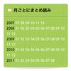 テキスト処理に便利なソフトで日記を統合