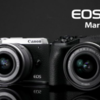 EOS M6 Mark II 4K、本当は3K? α6600は敢えて新センサー非搭載?