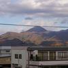 若木山と大森山…山形の紅葉
