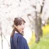 桜×おかち。