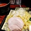 山虎商店 @白楽 ニューオープン店で辛味噌つけ麺
