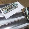 古い写真フィルム現像