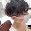 ブリーチ毛に【TOKIOプラス弱酸性パーマ】でオシャレヘアに