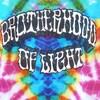 アップしました!ヴィンテージロックティーコーナーです!!Brotherhood Of Light Tie-Dye T-Shirt